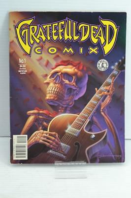 Grateful Dead Comix No.1 (1991) Kitchen Sink Press Good Condition {68837B80}