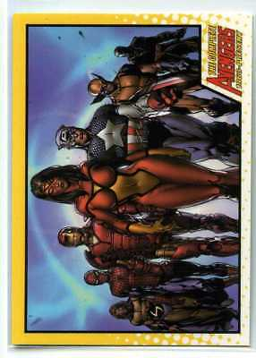 Avengers - Complete 1963-Present - P2 - 2006 - Promo Card