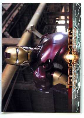Iron Man Movie - P2 - Promo Card