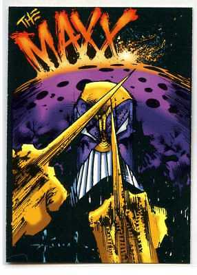 Maxx - #6 of 12 - Image 1993 - Sam Kieth - Trading Card