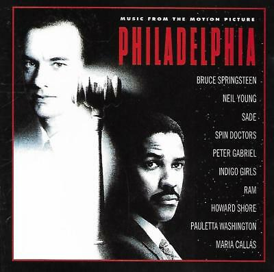 Philadelphia - Music From The Motion Picture (2000 CD Album)