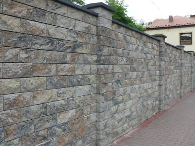 Fences Modular Systems Fencing Walling Stone Paving Bricks Natural Stone Garden