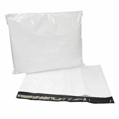 CHEAP White Heavy Duty Mailing Bags Sacks Extra Strong Plastic Polythene Postage