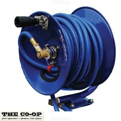 Ezi Reel with 30 m of 10 mm Spray hose