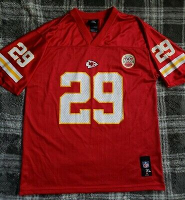 NIKE ON FIELD Mens Eric Berry Kansas City Chiefs Home Jersey XL  for sale