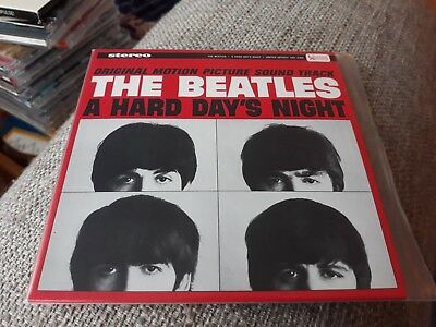 A Hard Day's Night Cd Soundtrack - The Beatles - Rare Mini Lp Packaging