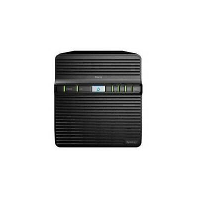 Synology Diskstation DS418j 4 Bay Network Attached Storage