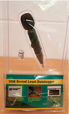 Extech Instruments 407760 USB Sound Level Datalogger