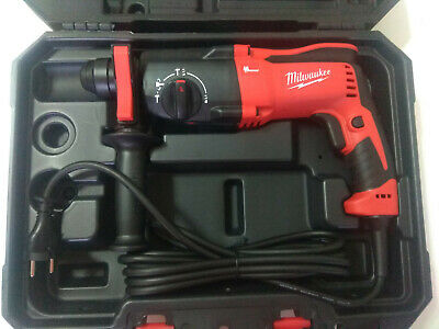 Martillo Combinado PH 26 SDS-Plus MILWAUKEE