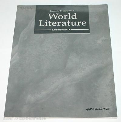 A BEKA WORLD Literature Quiz and Test Key Fourth Edition