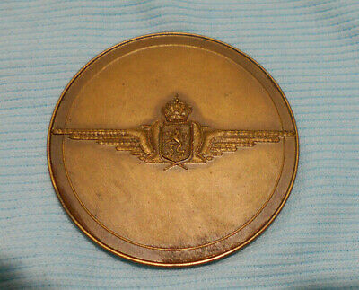 #D476. Namur 1954 International  Military Aeronatical Air Show  Medal