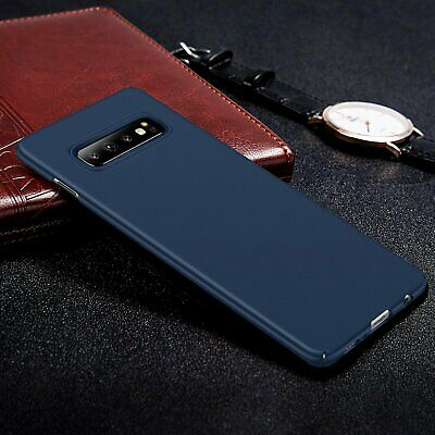 For Samsung Galaxy S10 Plus S10 S10e Ultra Slim Matte Hard Back Cover Skin Case