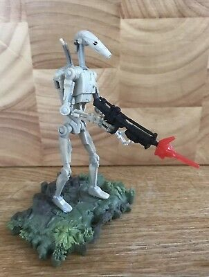 Star Wars Separatist Crab Droid  figure new damaged box