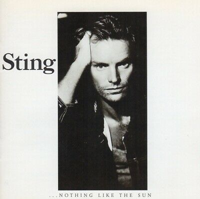 Sting - ...Nothing Like The Sun - CD