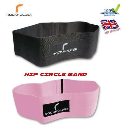 Hip Circle Loop Rotation Glute Resistance Band Strength Leg Squat Gym Exercise