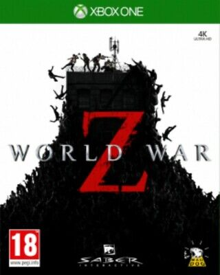 World War Z Xbox One (Download /Read Description before buying)