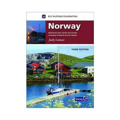 Norway by Judy Lomax, Royal Cruising Club (Great Britain), Imray, Laurie, Nor...