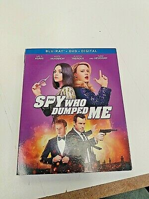 SPY WHO DUMPED ME  (BLU-RAY/DVD/Digital)