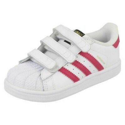 sold worldwide sneakers coupon code ENFANT FILLE ADIDAS Baskets Style Décontracté' Superstar Cfi ...