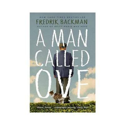 A Man Called Ove by Fredrik Backman (author)