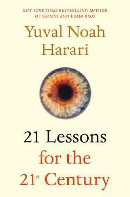 21 Lessons for the 21st Century by Yuval Noah Harari, Derek Perkins (read by)