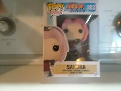 Funko Pop Animation 183: Naruto Shippuden - Sakura Vinyl Figure! New!