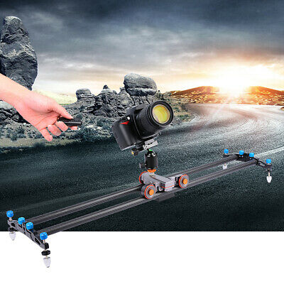 Autodolly Video Car 3 Wheel Electric Dolly Track Slider Skater for Camcorder