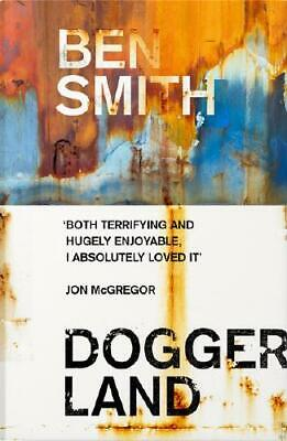 Doggerland by Ben Smith (author)