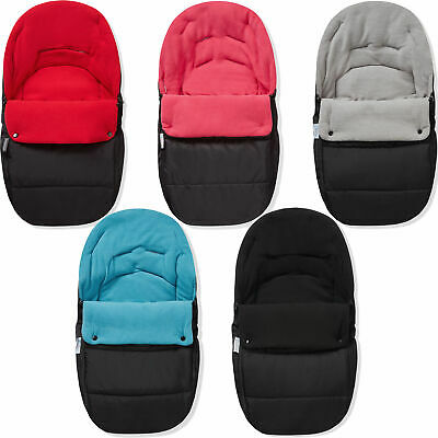 Premium Car Seat Footmuff / Cosy Toes Compatible with Joolz