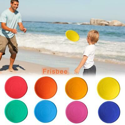 Safety Silicone Soft Frisbee UFO Outdoor Sports Beach Parent-child Movement