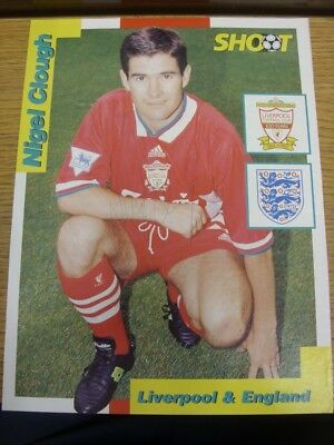 c1990/00's Autograph(s): Liverpool - Nigel Clough (Liverpool & England) [Approx