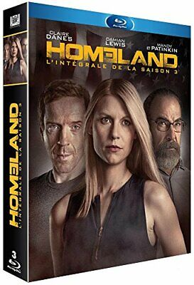 Homeland - L'integrale de la Saison 3 [Edition Collector] // BLU RAY NEUF
