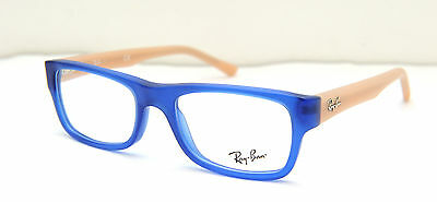 Spectacles Frame Rayban RB 5268 in Celluloid Style Young New in Discount