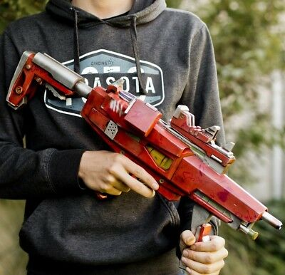 Bitch Borderlands Prop Pistol Gun pistola Cosplay stampato 3D