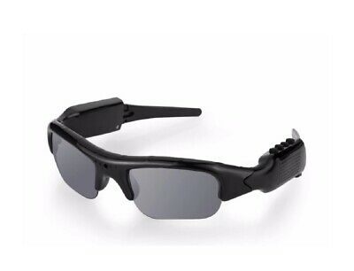 Record & Play Video Recording Sunglasses w/ MP3 Player Polarized Lenses w/ Shoc