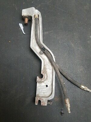 GY SPOT /  Control  Spot Welder c arm car jig Bodyshop parts USED