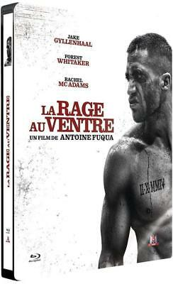 La rage au ventre (Southpaw) - Steelbook Blu-Ray France avec Flyer - VF INCLUSE