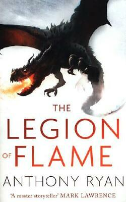 The Legion of Flame by Anthony Ryan (author)