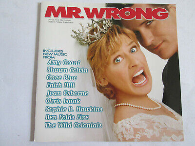 Mr. Wrong - B.s.o. - Music From The Original Motion Picture Soundtrack - 1996 -