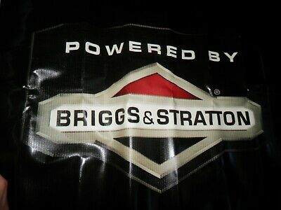 Briggs & Stratton Murray Mower Vinyl Banner, Measures 88 x 24 in.