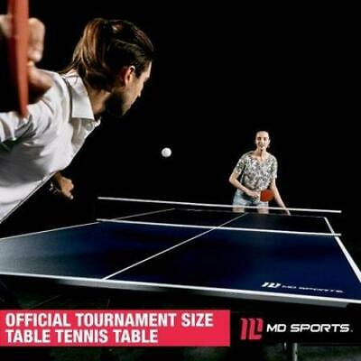 dbe04f001 MD SPORTS 4-PIECE Table Tennis Table -  85.99