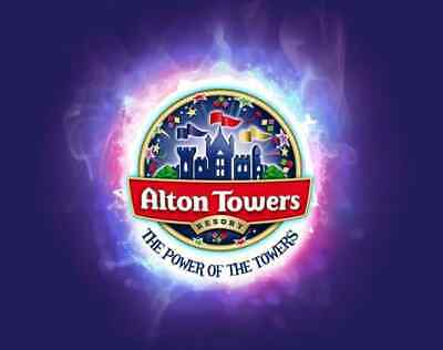 2 X Alton Towers -  Tickets Friday July 19th  (19/07/19)