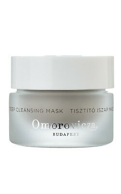 Omorovicza Deep Cleansing Mask Luxury Quality All Skin Types Hungarian Moor Mud