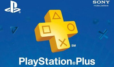 PSN PLUS 140 Days (10 x14) DAY TRIAL NO CODE. ( Limited offer)