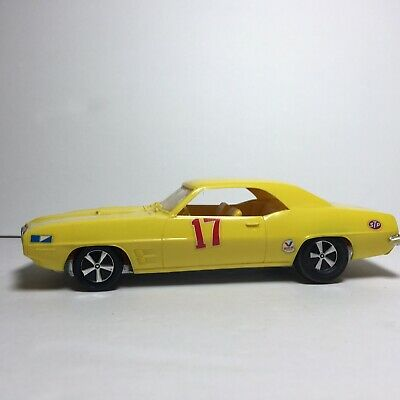 1969 PONTIAC FIREBIRD 400 Promo Model Car 1968 1967 1970 ram air red