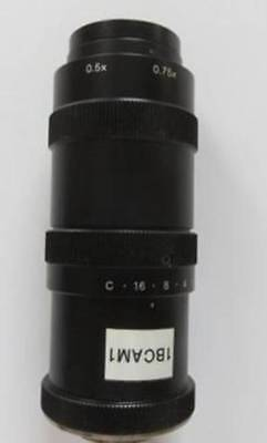 1PC USED CA-LM0510 KEYENCE Telecentric lens Tested #019