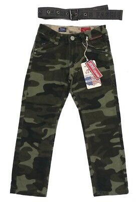 coole Jungen Army Tarnhose,  camouflage Muster  *NEU* J8134a