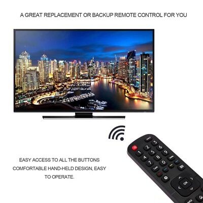 EN2B27 Remote Control Replacement & Backup Accessory for Hisense Television BW