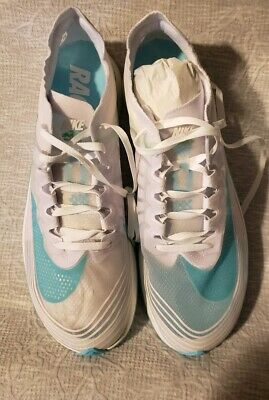 sale retailer 49621 e9308 Nike Zoom Fly Sp Running Shoes White Rage Green Men Size 11 New Aj9282-103