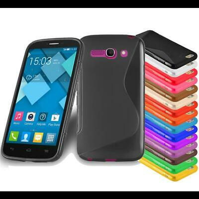 Case for Alcatel Protection Cover S Motiv Bumper Silicone Shockproof